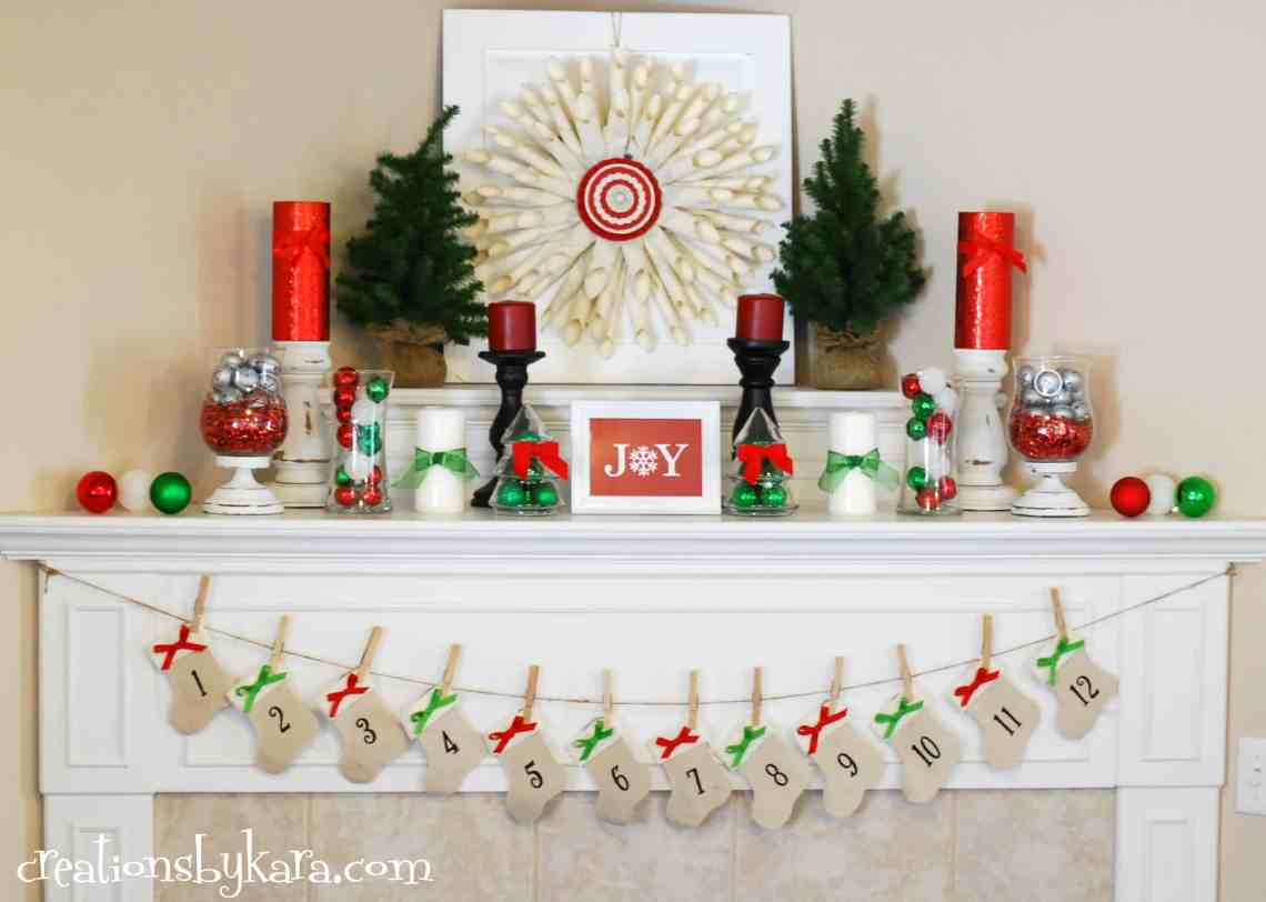 Farmhouse Fireplace Mantel