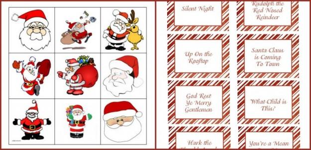 Free Christmas Carol Game Creations By Kara
