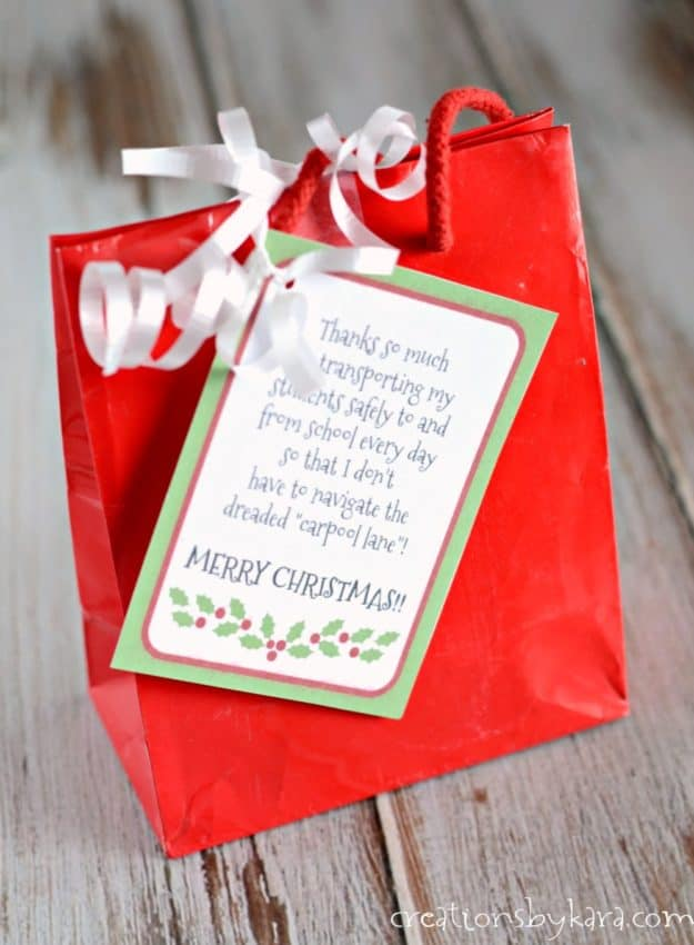 Free Printable Gratitude Christmas Gift Tags Light The
