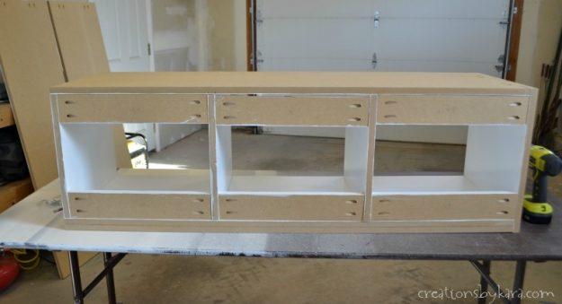 Diy Mudroom Corner Bench Tutorial Creations By Kara