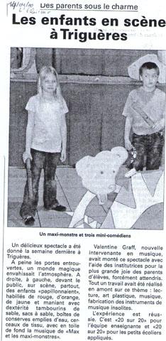 Triguères (45) - 2011