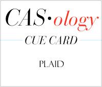CASology - Week 161 - Plaid
