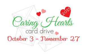 Caring Hearts Card Drive 2015 Creations For Kindness Tracie Pond