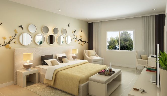 Modern Interior Design Dining Room New Chinese Decor Luxury Hall