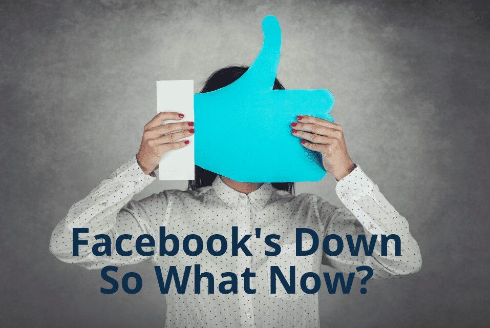 Facebook's Down. So What's Next? Creationz Marketing