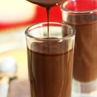Spiked Chocolate Espresso Shots