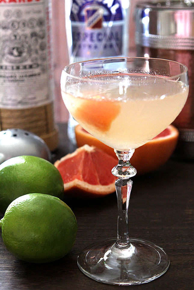The Hemingway Daiquiri - A Classic Cocktail | Creative ...
