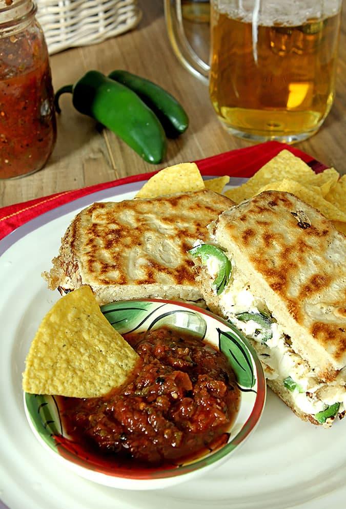 Food Network Jalapeno Popper Dip Recipe