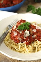 The Best Meatballs - Ground Beef and Italian Sausage
