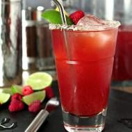 Raspberry Iced Tea Margarita