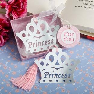 Marque Page Princesse Cadeau Invit Baptme Cadeaux