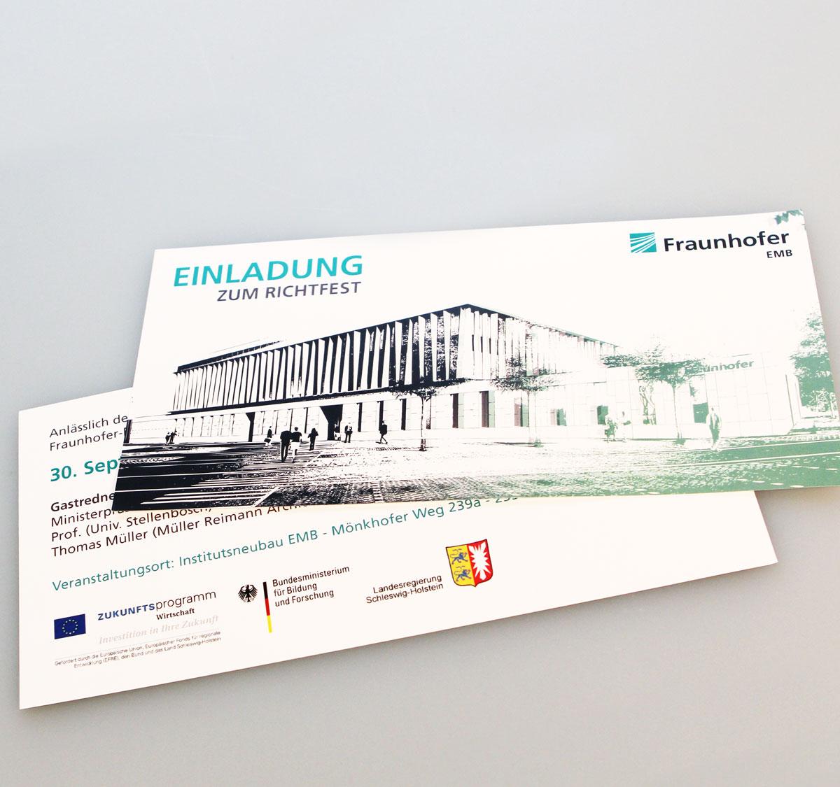 Gestaltung Und Druck Von Weihnachtskarten, Einladungskarten Und Flyern Mit  Sonderfarben Und Veredelungen (Perlmutt / Partieller UV Lack).