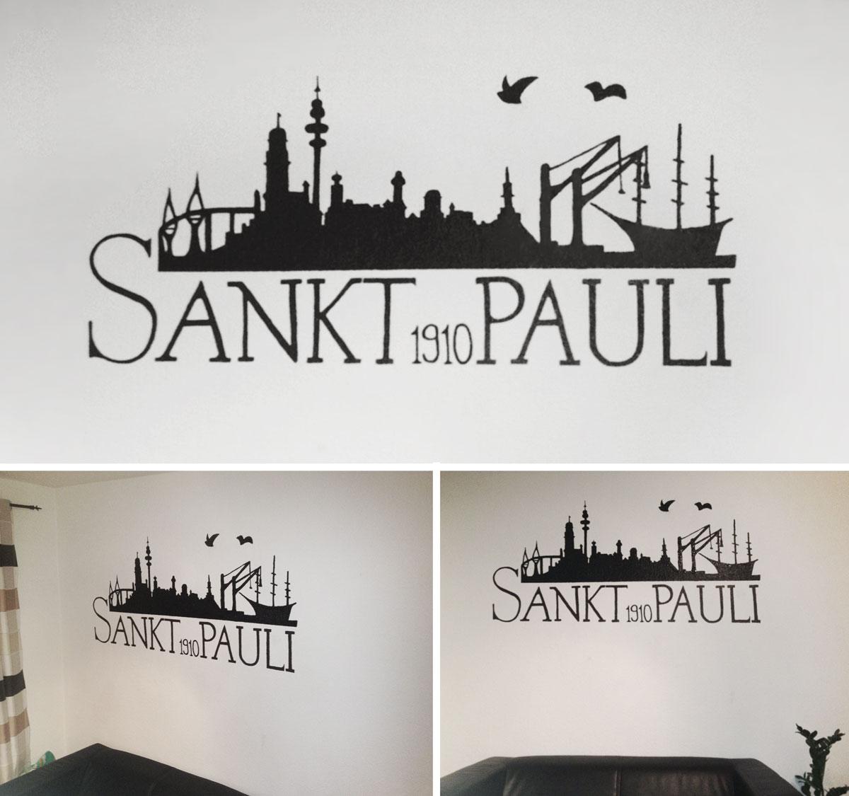 Wandmalerei | Illustration | Hamburg