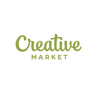 Shop Eröffnung auf Creative Market