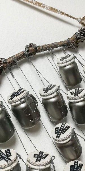 DIY | Adventskalender selber machen | Creative-Material