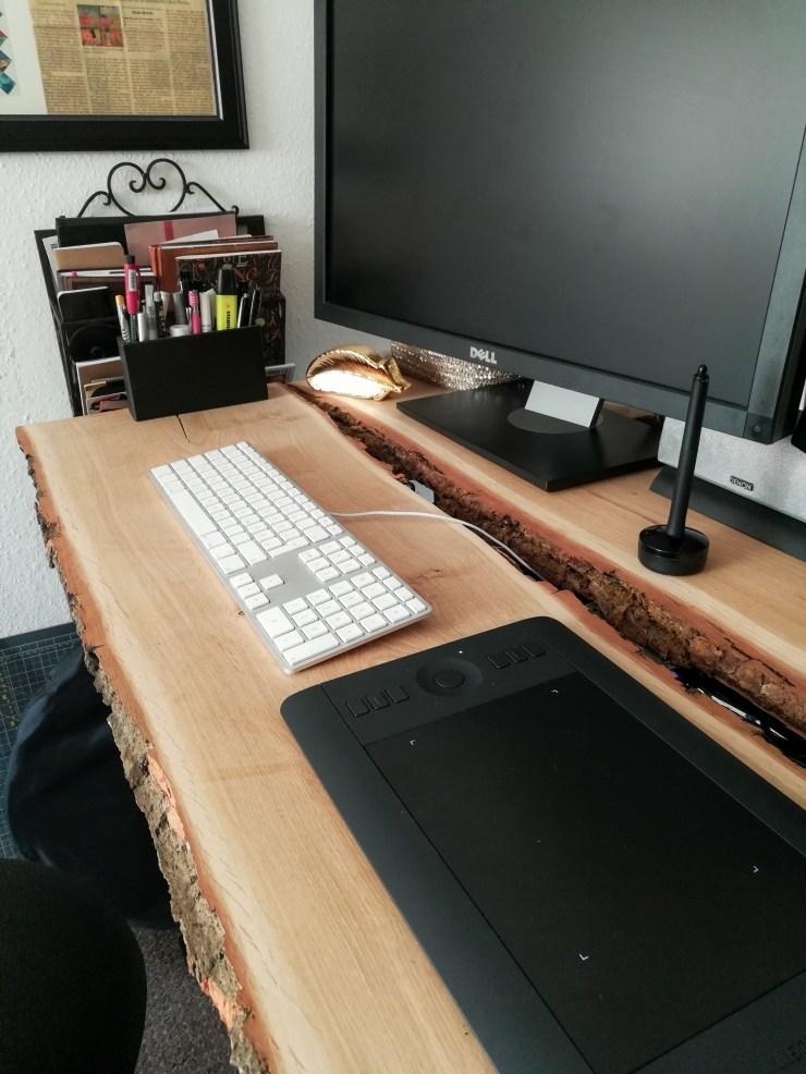 Höhenverstellbarer Schreibtisch Selber Bauen 2021
