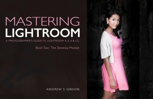 Mastering Lightroom Book Two The Develop Module ebook cover