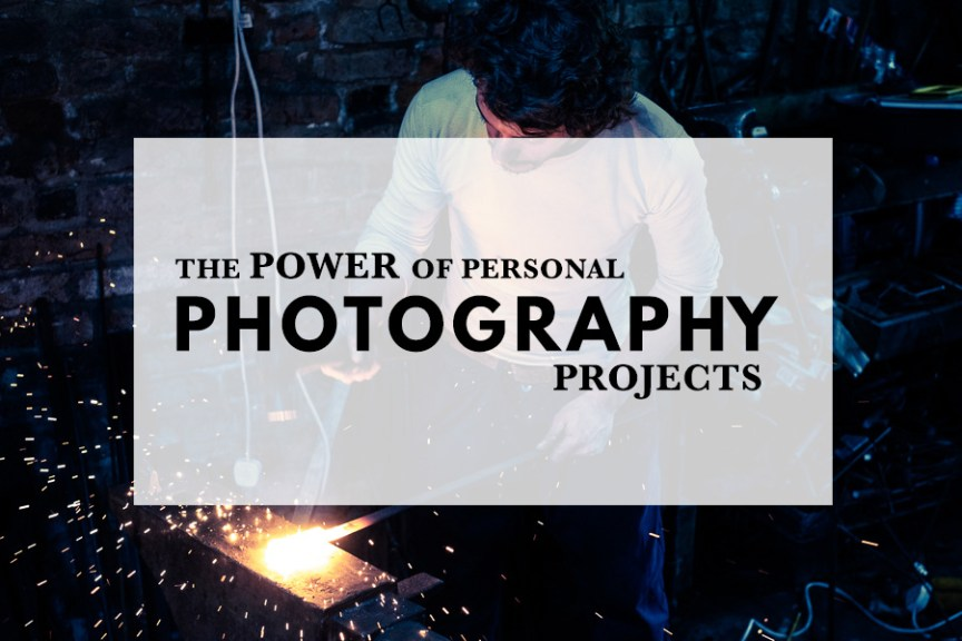 The Power of Personal Photography Projects