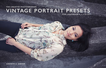 Vintage Portrait Presets for Lightroom Classic