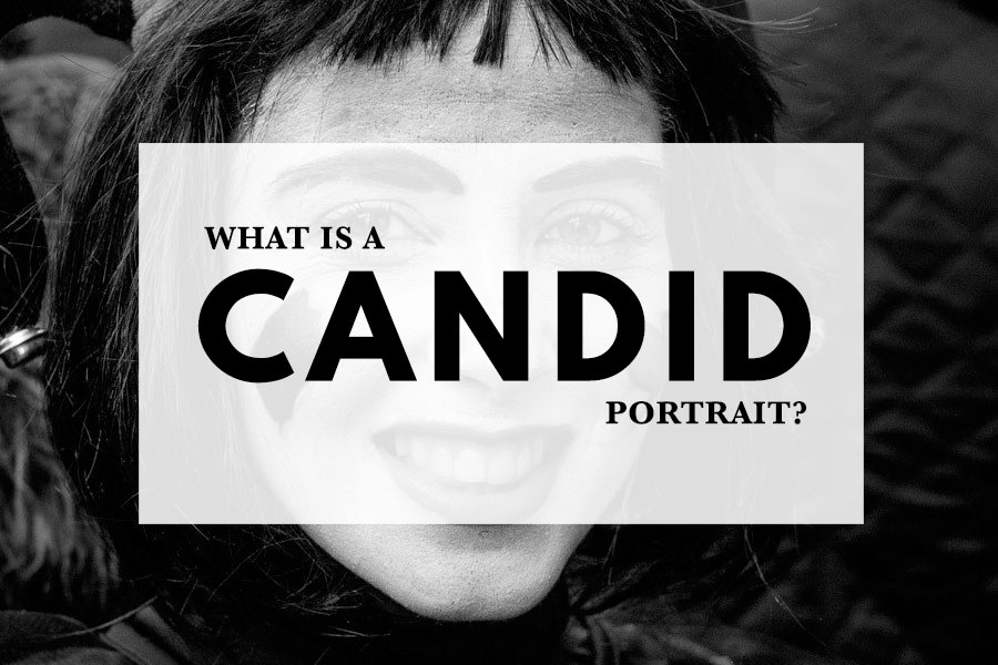 What is a Candid Portrait?