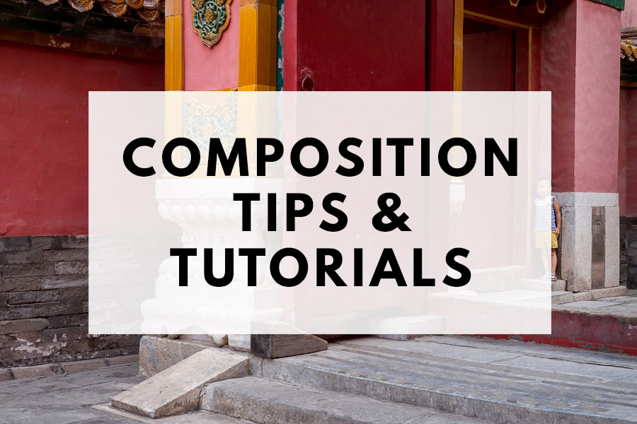 Composition tip and tutorials
