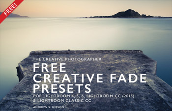 Creative Fade free Lightroom presets
