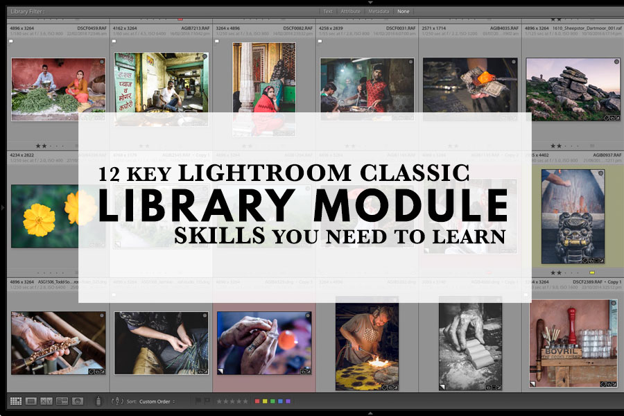 12 Key Lightroom Classic Library Module Skills You Need To Learn