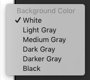 Customize the Lightroom workspace