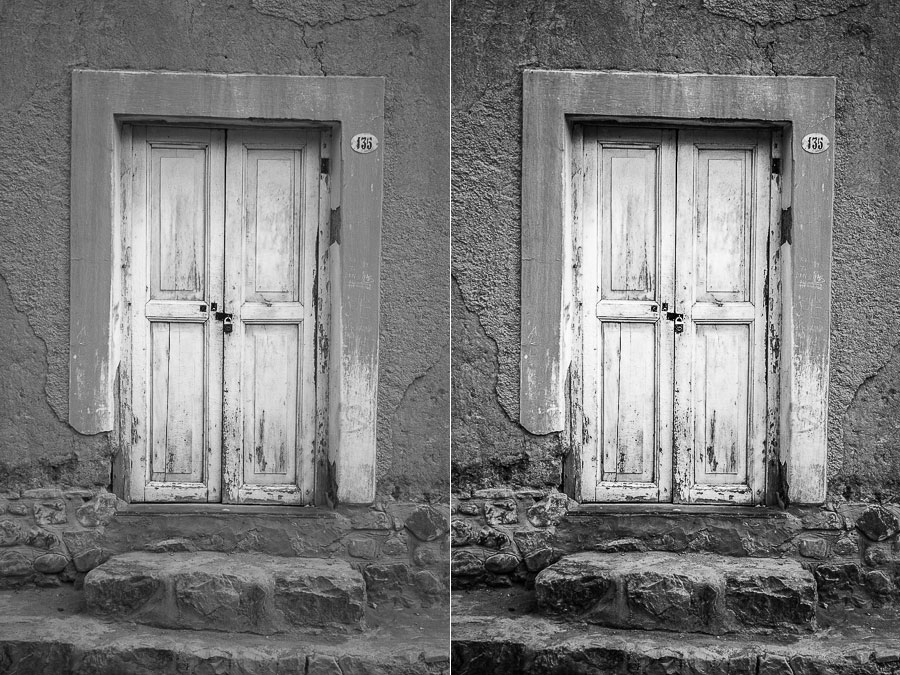 Better black and white photos in Lightroom