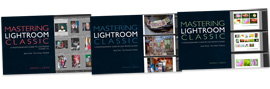 Mastering Lightroom Classic ebook bundle