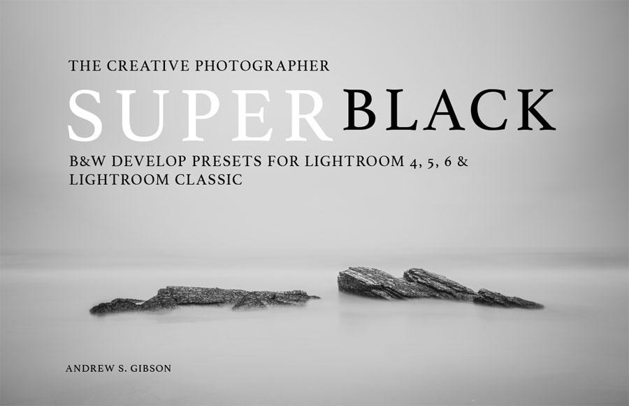 SuperBlack presets for Lightroom