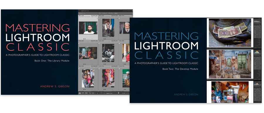 Lightroom Classic ebook bundle