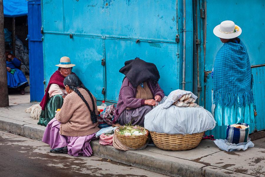 Bolivia street photo