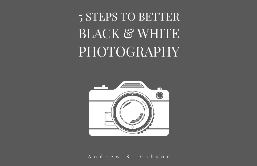 Black & white photography ebook