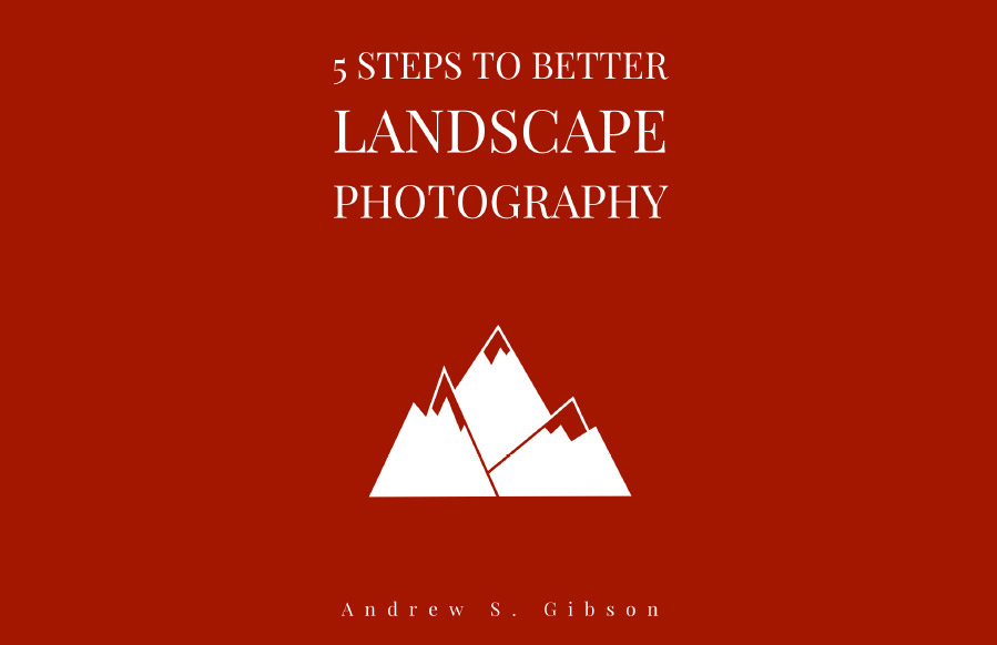Landscape photography ebook