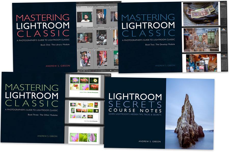 Mastering Lightroom Classic bundle