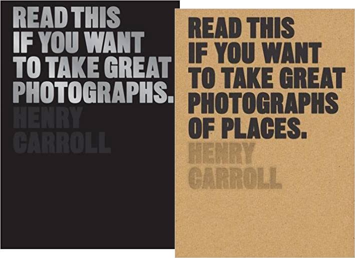 Henry Carroll books