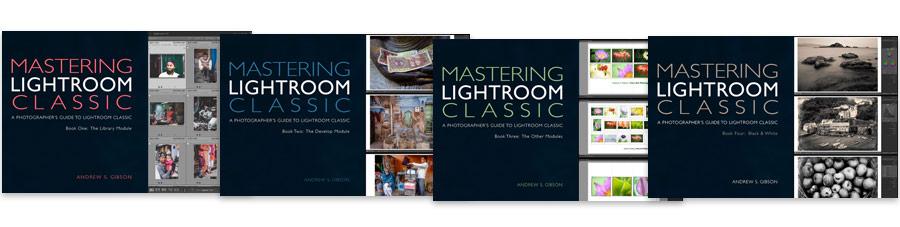 Lightroom Classic ebooks