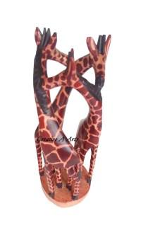 GiraffeHuggingThreeTop