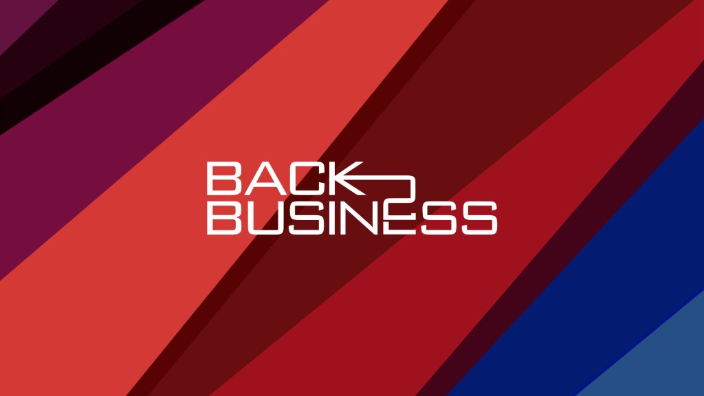 Back 2 Business Oman Branding