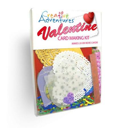 Valentines Card Making Kits
