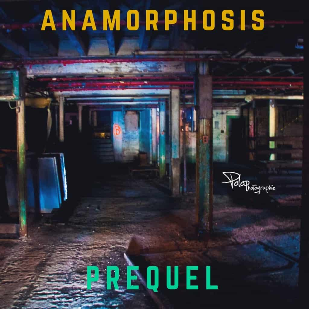 Album Cover - Prequel by Anamorphosis