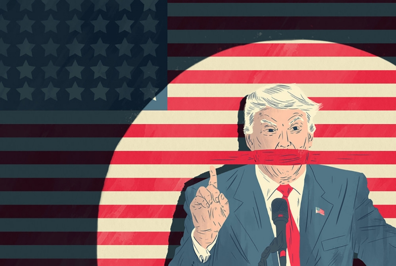 Strong Narrative Illustrations By Luke Brookes That Use