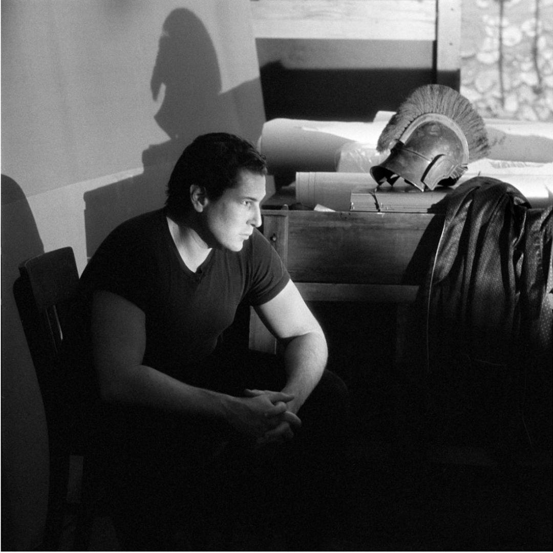 Julian Schnabel, N.Y.C., 1984 © Jeannette Montgomery Barron