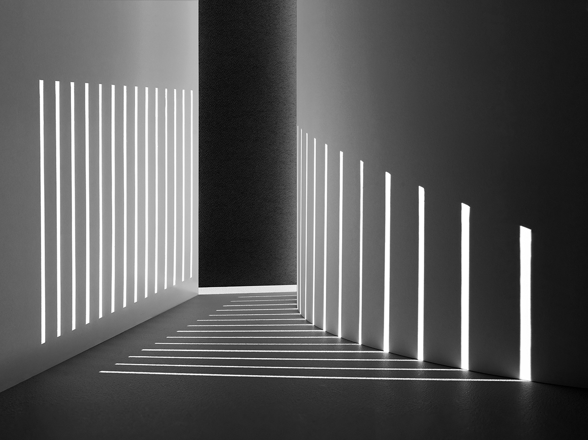 That is why concept papers to us are just a piece of cake. Shadow Spaces: Miniature architecture crafted from paper