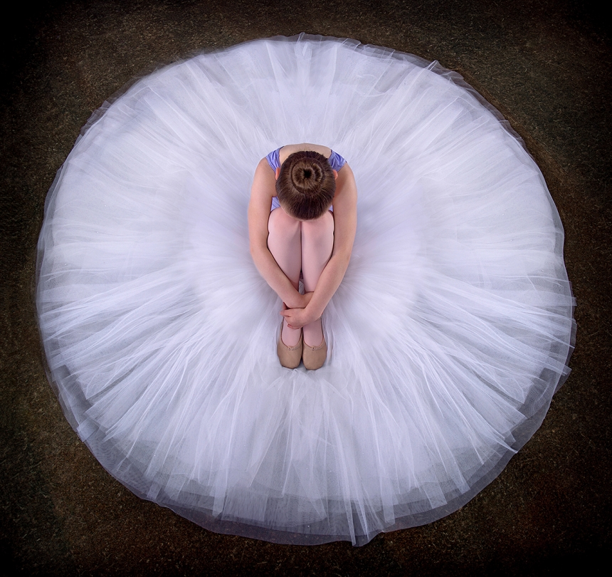 'Ballerina' Pauilne Pentony / Photocrowd.com