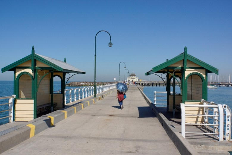 The pier at St Kilda   Image courtesy of [Adobe Stock](https://stock.adobe.com/uk/?as_channel=email&as_campclass=brand&as_campaign=creativeboom-UK&as_source=adobe&as_camptype=acquisition&as_content=stock-FMF-banner)