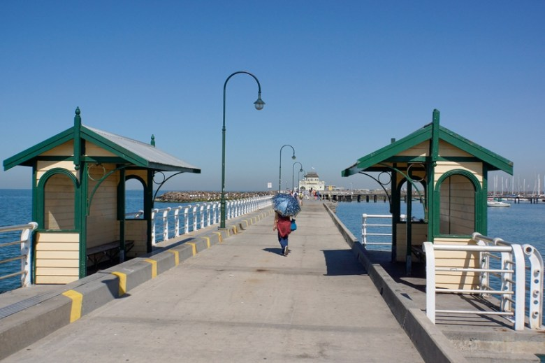 The pier at St Kilda | Image courtesy of [Adobe Stock](https://stock.adobe.com/uk/?as_channel=email&as_campclass=brand&as_campaign=creativeboom-UK&as_source=adobe&as_camptype=acquisition&as_content=stock-FMF-banner)