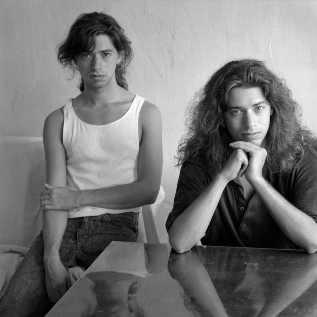 The Starn Twins, Boston, Massachusetts, 1987 © Jeannette Montgomery Barron