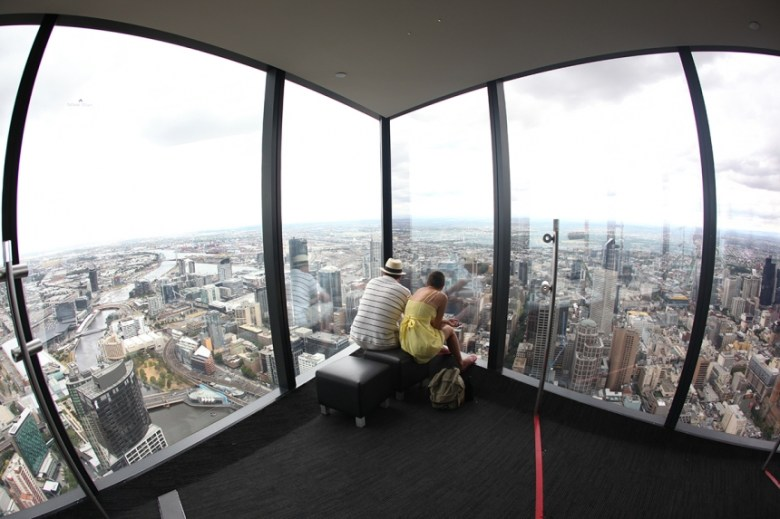 Eureka Tower | Image courtesy of [Adobe Stock](https://stock.adobe.com/uk/?as_channel=email&as_campclass=brand&as_campaign=creativeboom-UK&as_source=adobe&as_camptype=acquisition&as_content=stock-FMF-banner)